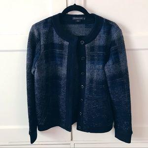 Pendleton women's wool sweater jacket